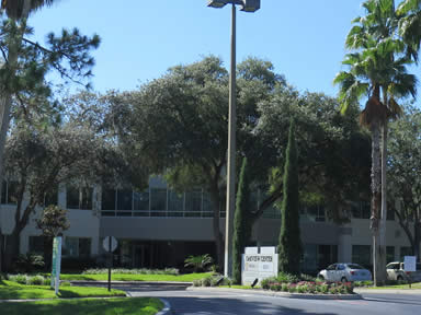 Eriksson Tampa Office Building